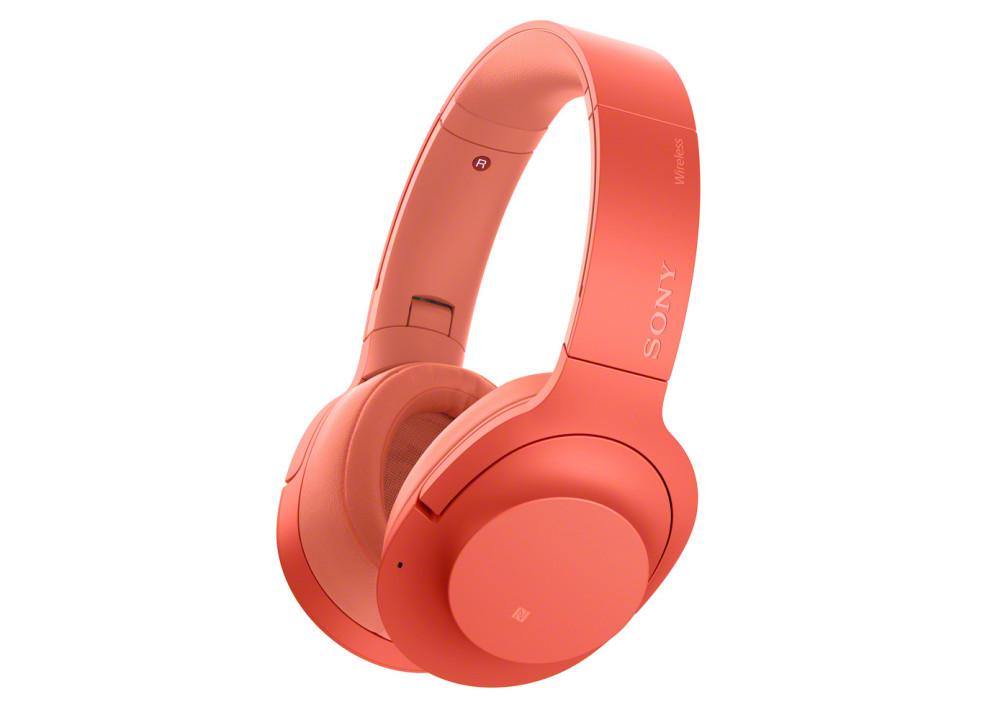 1c94b8c6135 Sony bluetooth mürasummutavad Hi-Res kõrvaklapid, punane - WH-H900NR -  Miterassa/Sony Center